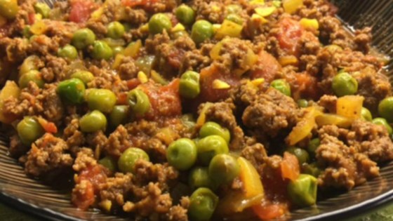 Photo of Kheema Matar (Beef and Pea Curry) by This One Woman