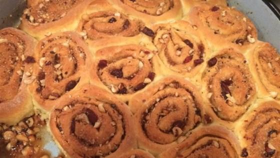 Photo of Moist Cinnamon Rolls by MARYLYN PISSERI