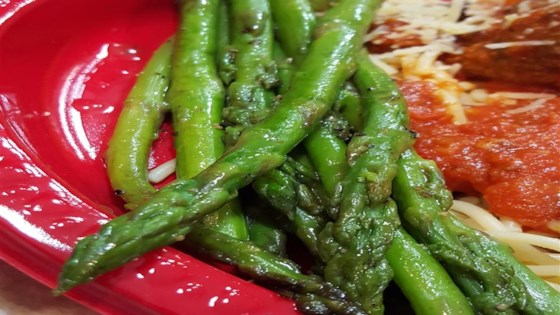 Photo of Sauteed Asparagus  by Spike.STL