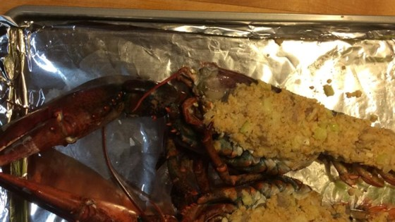 Photo of Stuffed Lobster for Two by jsgrl