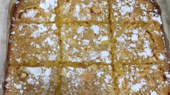 Photo of White Chocolate Lemon Bars by ljmitchell