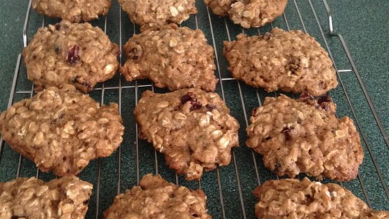 Photo of Cranberry Orange Oat Cookies by sal