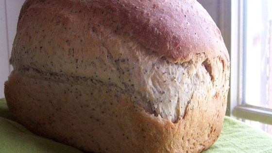 Photo of Poppy Seed Yeast Bread by Vicky Wilkinson
