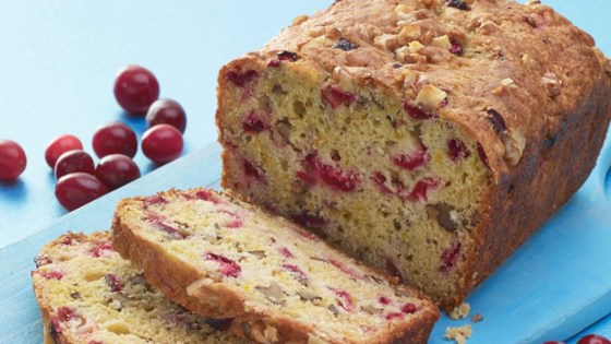 Photo of Cranberry Nut Bread I by Karin Christian
