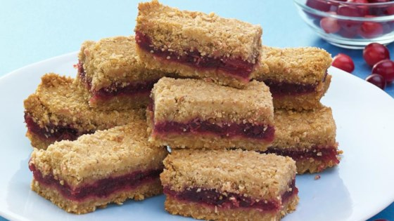 Photo of Cranberry Jam Bars by RuthE