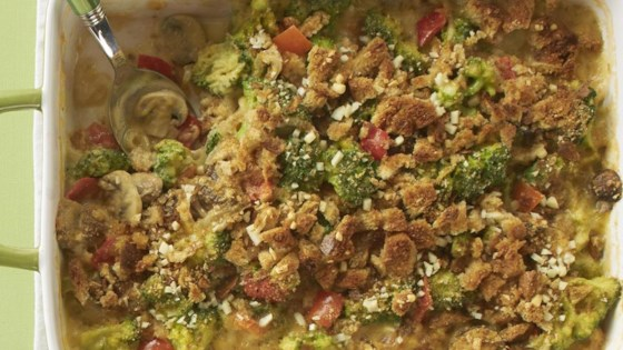 Photo of Healthy Broccoli Cheese Bake by RuthE