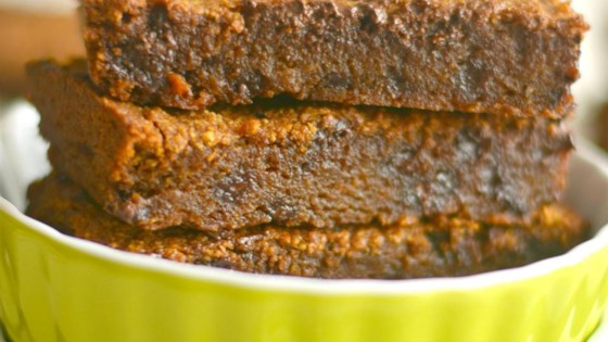 Photo of Pumpkin Chocolate Coconut Oil Bars by Megan Olson