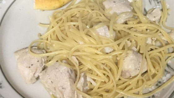 Photo of Easy Chicken Pasta by Shelli Brawner Schlafhauser