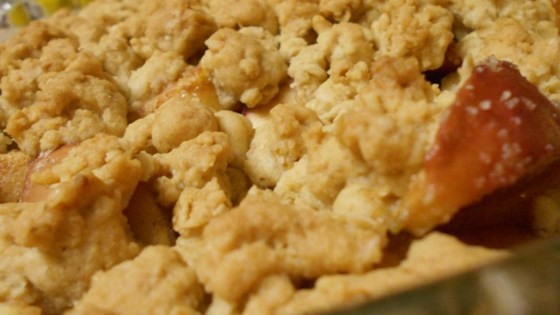 Photo of Oatmeal Cookie Apple Crisp by Flixer