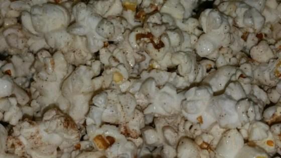 Photo of Healthy Popcorn Treat by halfnotes