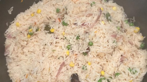 Photo of Mixed Vegetable Pulao by SUSMITA