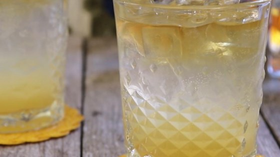 Photo of Tart Apple-Ginger Shrub by themoodyfoodie