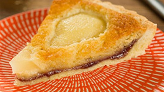 Photo of Pear Frangipane Tart by Cans Get You Cooking®