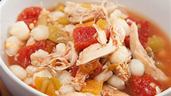 Photo of Quick and Easy Chicken Pozole by Cans Get You Cooking®