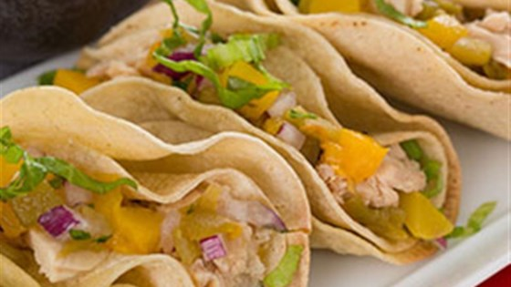 Photo of Tuna Fish Tacos by Cans Get You Cooking®