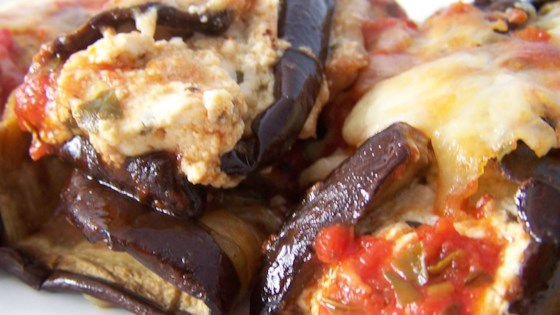 Photo of Eggplant Rollati Appetizer by lorin