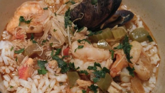 Photo of Seafood Gumbo by Sara