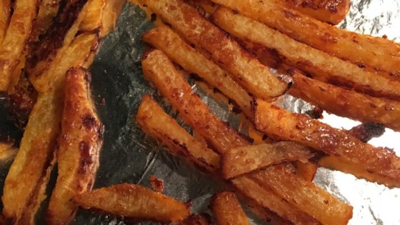 Photo of Crispy Turnip 'Fries' by Sheila Dull