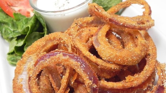 Photo of Amy's Best Ever Onion Rings by AMYOHMS