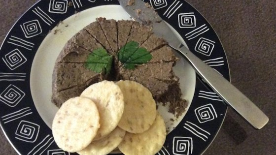 Photo of Exotic Mushroom and Walnut Pate by w