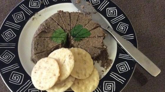 Exotic Mushroom and Walnut Pate Recipe