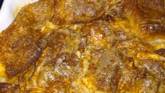 Photo of Apple-Cinnamon Bread Pudding by Brandy See Landers