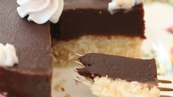 Photo of Gluten-Free Chocolate Cake with Coconut by AngelasHeaven.com