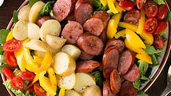 Photo of Smoked Sausage Salad by Hillshire Farm® Brand