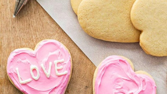 Photo of Valentine Conversation Heart Cookies by Reynolds Kitchens®