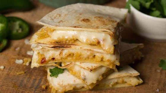 Photo of Cheese 'N Rice Quesadillas by Knorr®