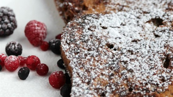 Photo of Gingerbread French Toast by jessica