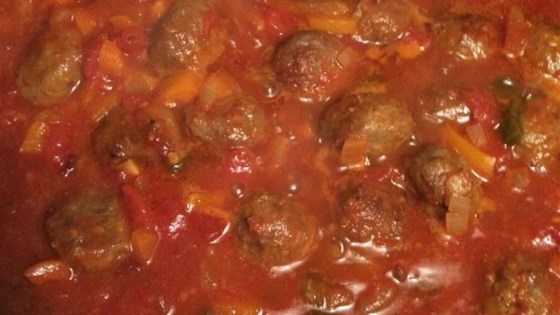 Photo of Mexican Style Meatballs by BAJATHECAT