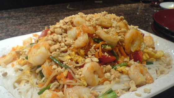 Dad's Pad Thai Recipe