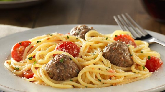 Photo of Gluten Free Spaghetti & Meatballs by Barilla