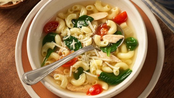 Photo of Gluten Free Chicken Noodle Soup by Barilla