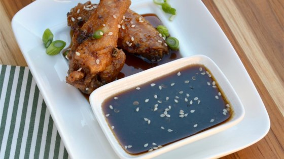 Photo of Spicy Asian-Style Wing Sauce by Carissa