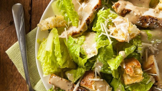 Photo of Classic Chicken Caesar Salad by Cracker Barrel