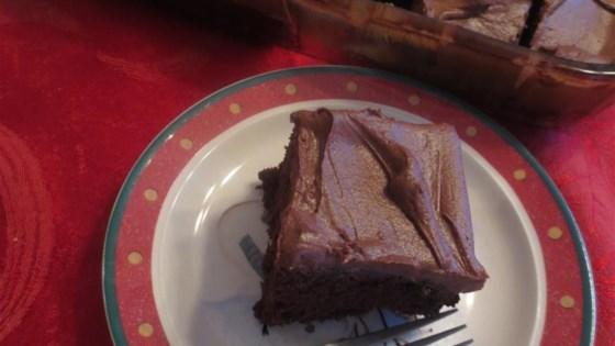 Photo of Vegan Devil's Food Cake by knittens