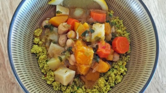 Photo of Moroccan Vegetable Stew with Couscous by Mike Lashbrook