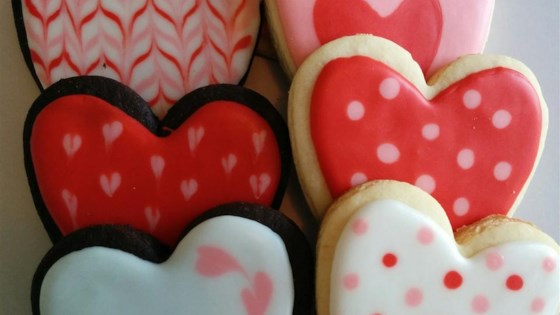 Photo of Best Ever Chocolate Cutout Cookies by KRISTA3
