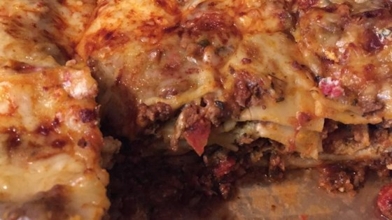 Photo of Gordo's Best of the Best Lasagna by Gordo's Grub
