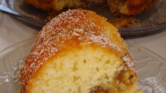 Photo of Sour Cream Coffee Cake by K. Beth