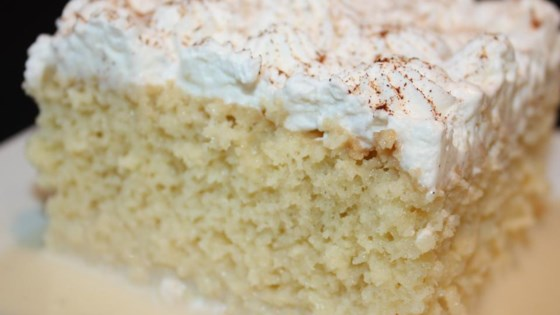 Photo of Tres Leches Cake by Monica