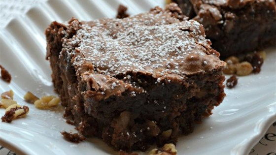 Photo of Apple Walnut Brownies by Samantha S