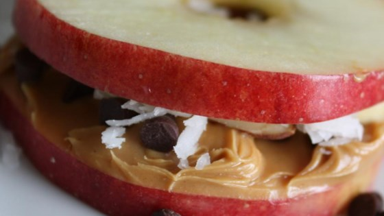 Easy-to-Make Apple Sandwich