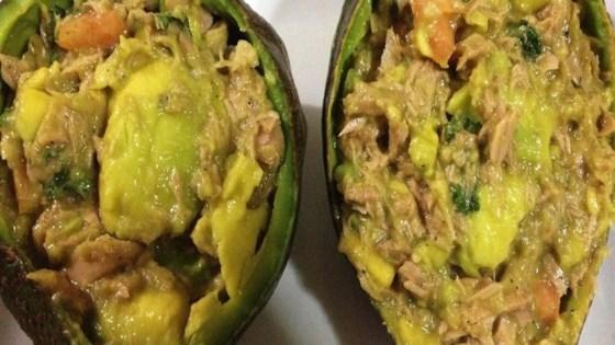 Photo of Tuna Avocado Salad by Nana Banana