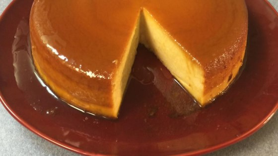 Photo of Creamy Caramel Flan by Jo Poynor