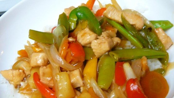 Photo of Sweet and Sour Chicken III by VINEYIS