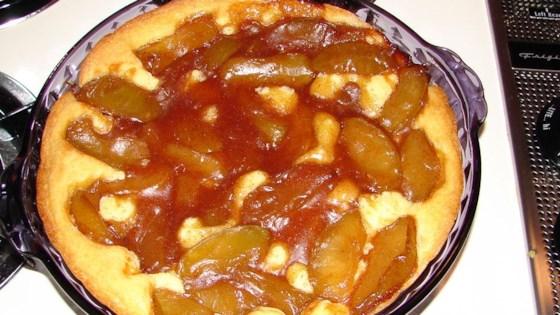 Crazy Crust Apple Pie