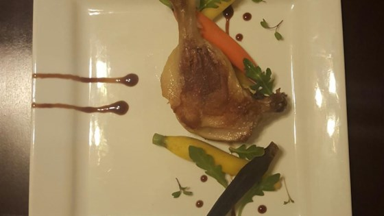 Photo of Duck Confit by Bryce Gifford